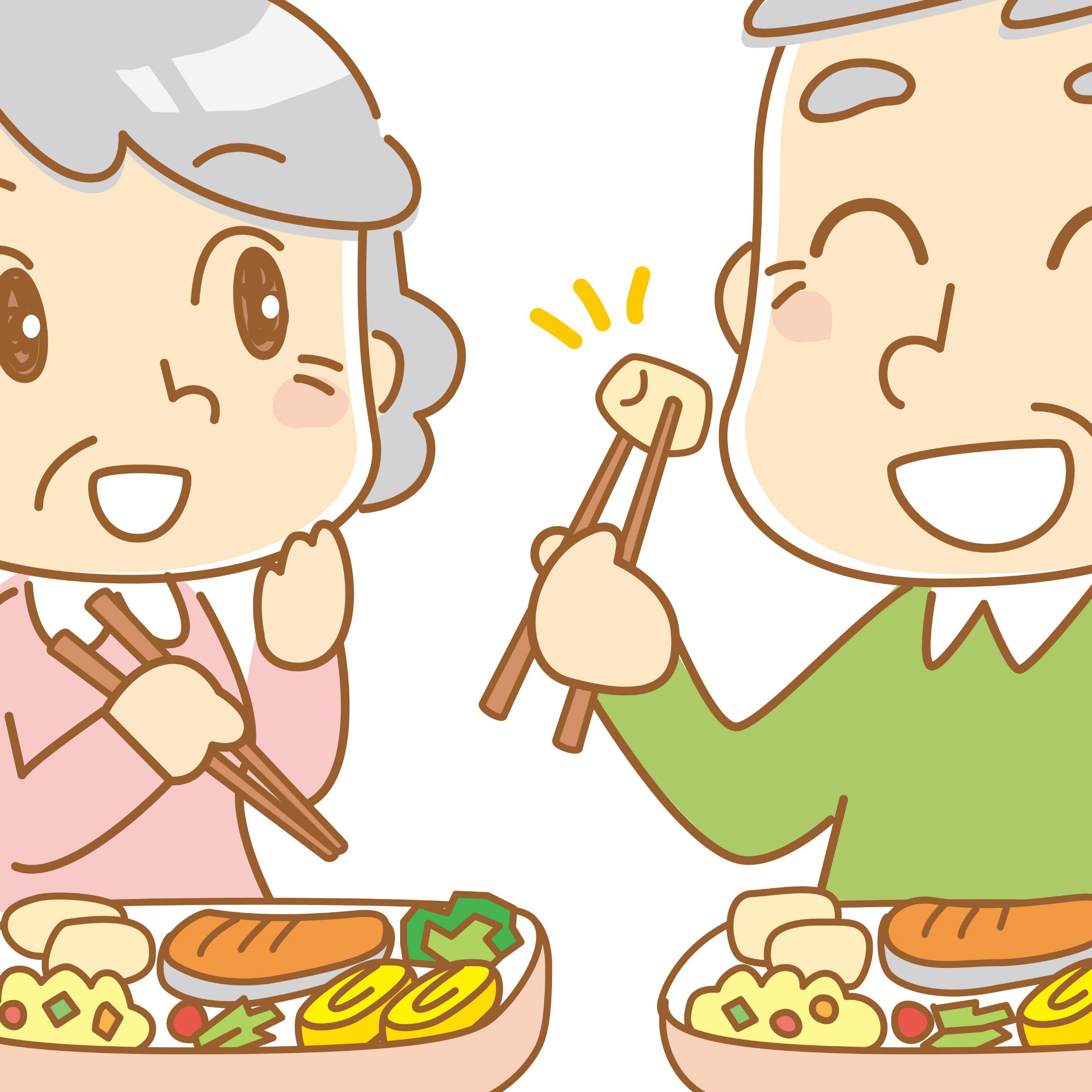 327_TOP_お弁当食べる夫婦