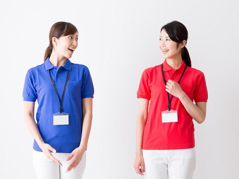 さまざまな介護職の女性のイメージ