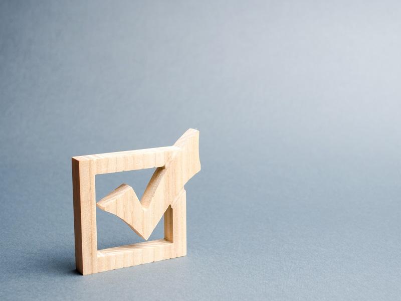 チェックボックスのイメージ